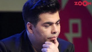 Karan Johar's NEW strategy TO AVOID #MeToo movement related questions?   Bollywood News