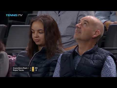 Highlights: Granollers/Ram End Debut Week With Title In Paris 2018