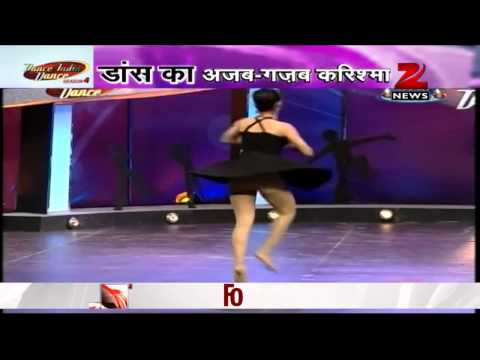 Talent And Fun Unlimited At Dance India Dance Kolkata Auditions! video