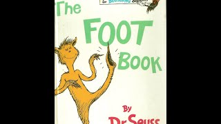 [Updated] Dr. Seuss' The Foot Book - with music by Rearranging Blue (Original Video)