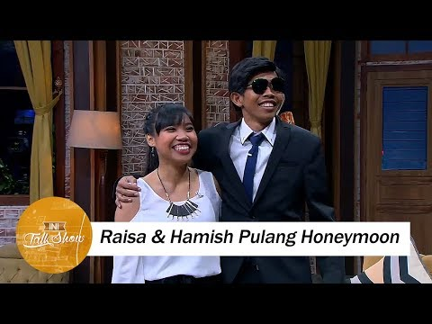download lagu Cerita Lucu Raisa Dan Hamish Pulang Hanimun gratis