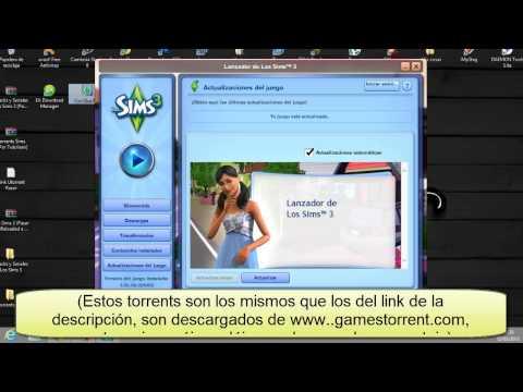 Tutorial: Descargar e instalar Los Sims 3 con todas las expansiones. Full. gratis y en español.
