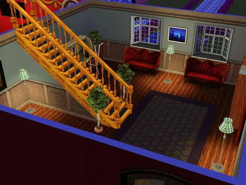The sims 3 la casa pi bella e pi ricca la mia prima for Immagini del piano casa gratis