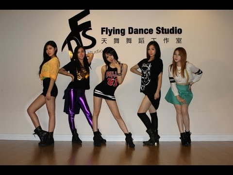 4MINUTE - 오늘 뭐해 (Whatcha Doin' Today) KPOP dance cover by S.O.F ( secciya)