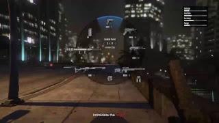 Grand Theft Auto V online |No HUD, The Broke Nigga F.U.N.D.A.T.I.O.N.