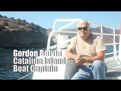 Gordon Boivin - Wrigley Institute Marine Operations Manager