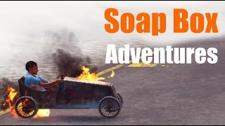 Just Cause 3: Soap Box Adventures
