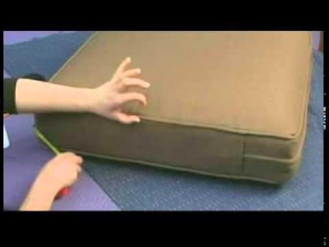 Creaci n de una funda de sof parte 6 youtube - Fundas de sofa modernas ...