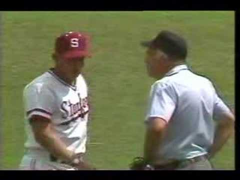 STANFORD CAL BRAWL-Full of jeff kent/Milano/mcdowell/marquess