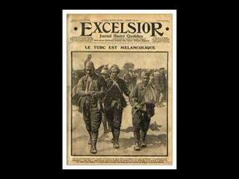 "http://www.atheturk.com In memoriam of thoses, anzacs, turks, frenchs who lost their lives in Gallipoli. The song ""Waltzing Mathilda"" is performed by the Pog..."