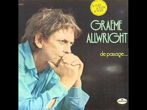 Allwright, Graeme - Last Night I Had The Strangest Dream