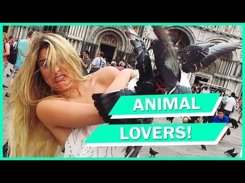 Famosos con animales que no son suyos | YO TE LO CUENTO