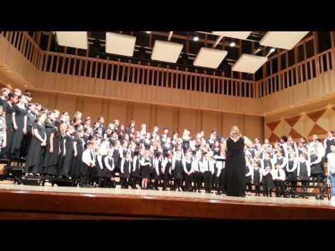 Best song ever written Bach Childrens Choir Fresno