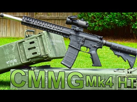 CMMG Mk4 HT Rifle Review - Guns.com