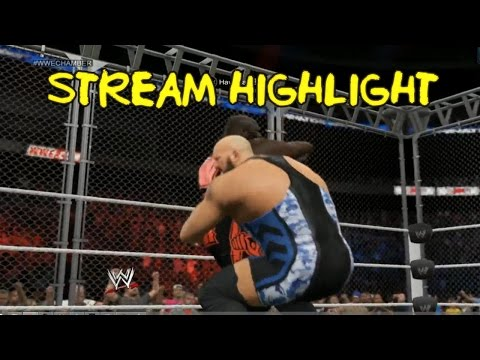 WWE 2K15 Stream Highlight w/ Speshlty