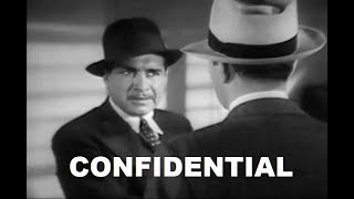 Confidential (1935) Crime Drama  from Broken Trout