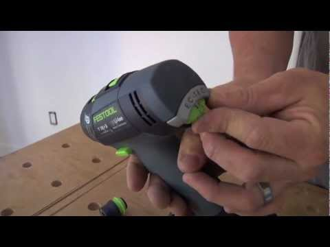 Festool T-18 Drill Open Box 564 397
