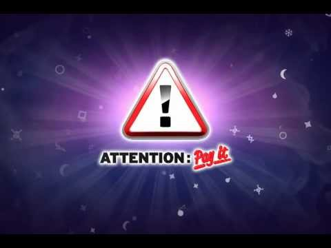 Attention: Pay It! Trailer