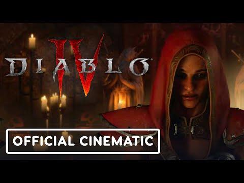 Diablo 4 - Official Rogue Cinematic Trailer | BlizzConline 2021