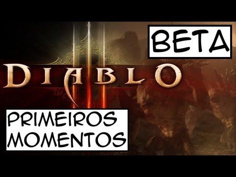 Diablo 3 BETA - Primeiras impressões