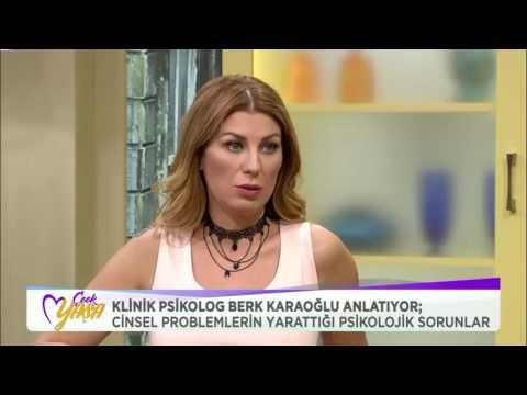 TV 2 ve Kanal D - Psikolog M. Berk KARAOĞLU - Erken Boşalma Tedavisi