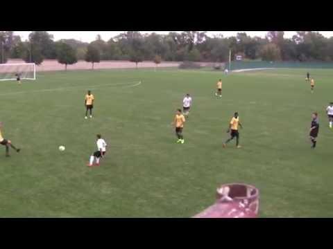 Parkland College v Lincoln College Goal by Zach Allevi (Aussie)