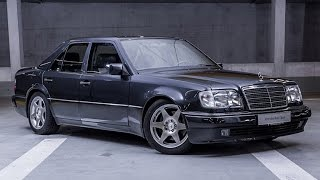 download lagu Mercedes W124 E60 Amg Limited gratis