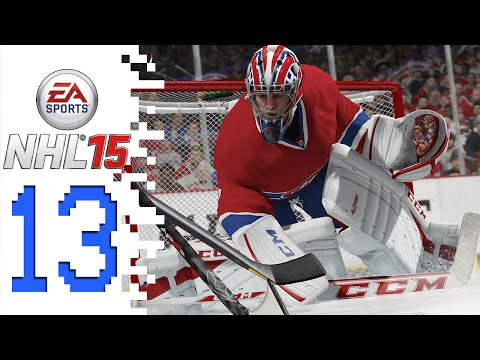 Let's Play NHL 15 (Be A GM) - EP13 - Spin Move!