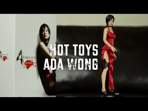 HOT TOYS - ADA WONG from RESIDENT EVIL 4