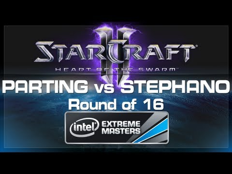 PartinG vs Stephano - SC2 (Round of 16) - IEM World Championship 2013