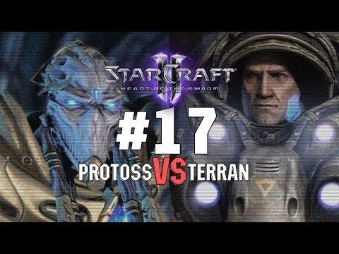 [1vs1] PvsT Лига Алмаз - Выпуск № 17 - Starcraft 2 Сердце Роя