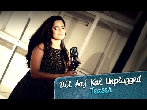 Dil Aaj Kal Unplugged Teaser Ft. Sona Mohapatra | Purani Jeans video