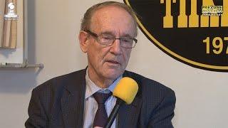 Tiikerit 40 vuotta haastattelussa Kunniapuheenjohtaja Esko Salo