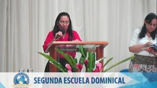 Segunda Escuela Dominical 22/01/2017