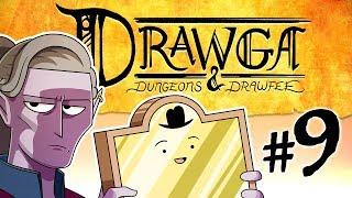 Leveling Up: Part 1 - DRAWGA #9