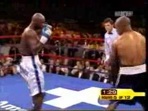 Roy Jones Jr vs Antonio Tarver III Round 5 Video
