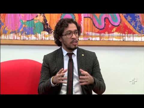 Jean Wyllys esclarece o Marco Civil da Internet - Programa Metrópolis - 16/03/14