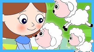 Mary Had a Little Lamb : Nursery Rhyme | Kids Songs Animation for Children