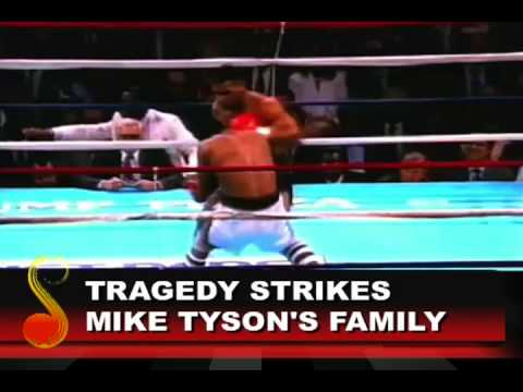 Tragic accident': Mike Tyson's child dies