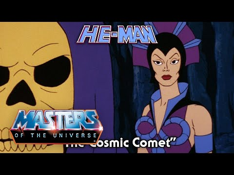 He-Man - The Cosmic Comet - FULL episode thumbnail