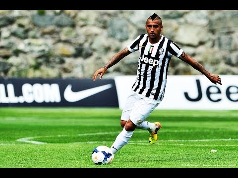 Arturo Vidal - The Monster | Goals & Assists 2013/14 ||HD||