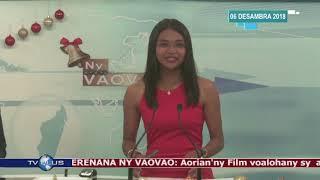 VAOVAO DU 06 DECEMBRE 2018 BY TV PLUS MADAGASCAR