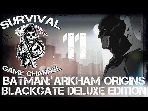 ФИНАЛ — Batman: Arkham Origins Blackgate Deluxe Edition прохождение [1080p] Часть 11