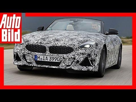 BMW Z4 (2018) Offizieller Trailer zum Z4