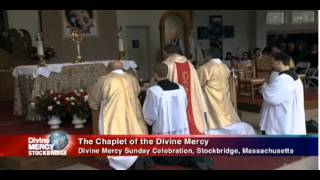 Divine Mercy Sunday 03 04 2016 Stockbridge