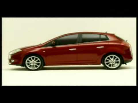 2007 Fiat Bravo, промо