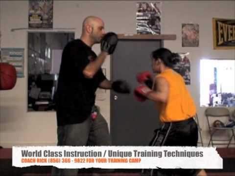 Coach Rick: Floyd Mayweather Sr. Style Boxing Padwork / Mittwork Training Speed & Skill Development Image 1