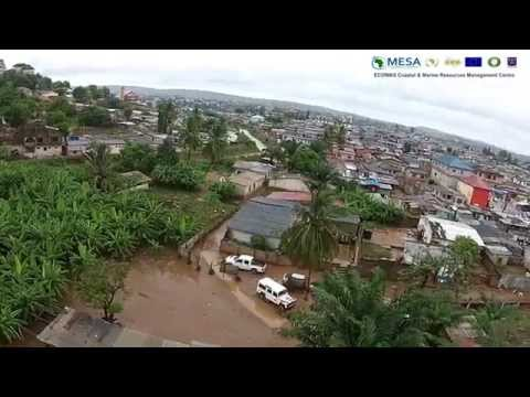 Accra flood disaster (What the rains left)