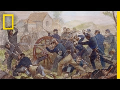 National Geographic Live! - Winston Groom: The Battle of Shiloh 1862