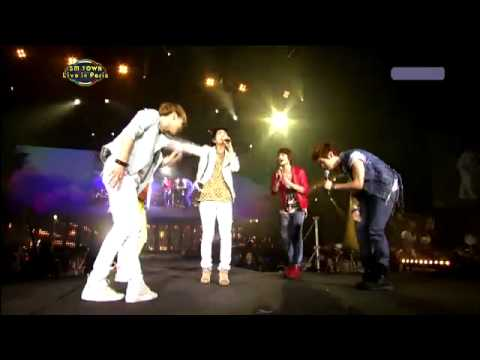 Sm Town In Paris - Stand By Me - Shinee video